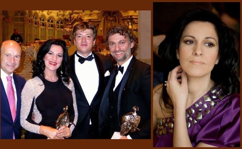 Angela Gheorghiu a primit distinctia European Cultural Award