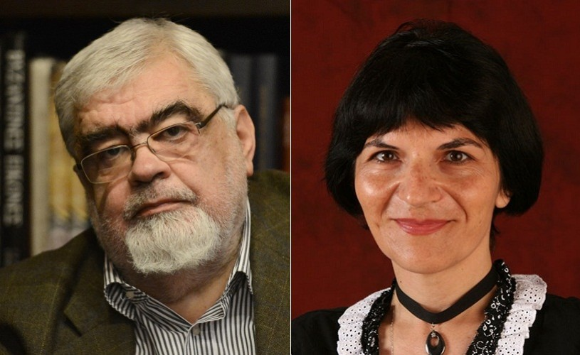 Andrei Plesu și Ioana Pârvulescu, în deschiderea FILTM