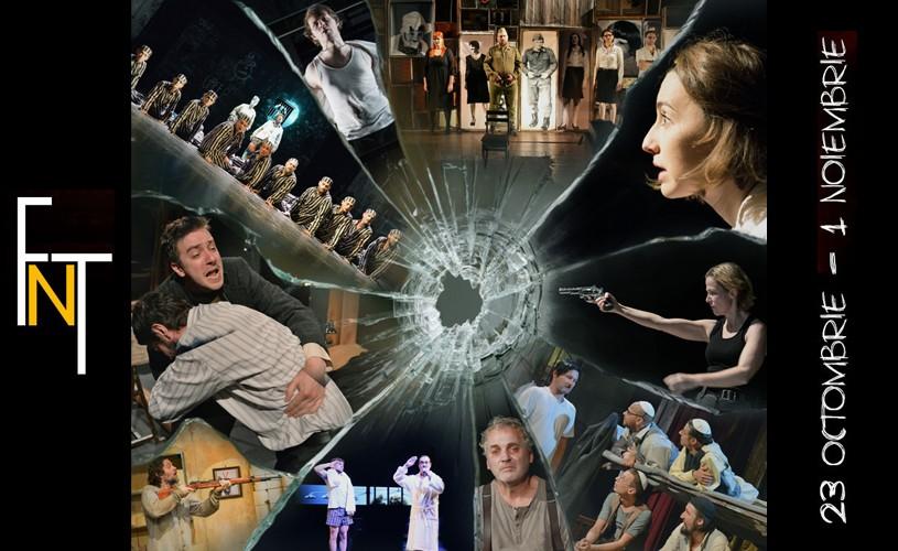 <strong>Festivalul Național de Teatru</strong> &#8211; 10 zile, 44 de spectacole
