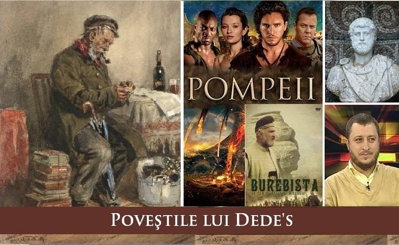 Poveştile lui Dede's – Dacii şi romanii