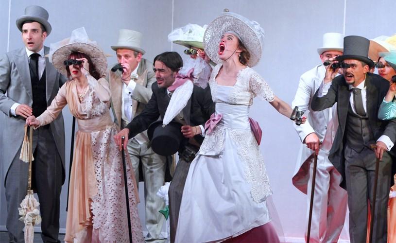 """""""My Fair Lady"""". Un adevărat regal teatral, la Teatrul """"Toma Caragiu"""" din Ploieşti"""
