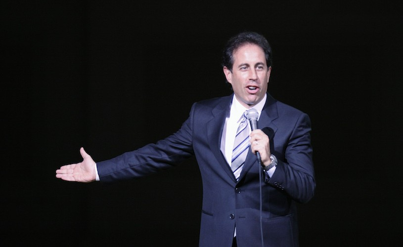Pe limba lui <strong>Jerry Seinfeld</strong>