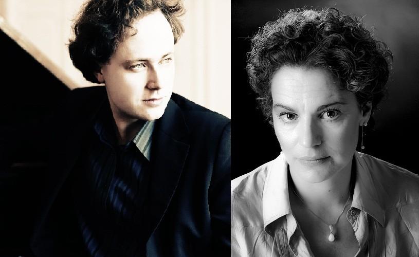 Alexander Schimpf și Maia Morgenstern, la Festivalului Clara Haskil