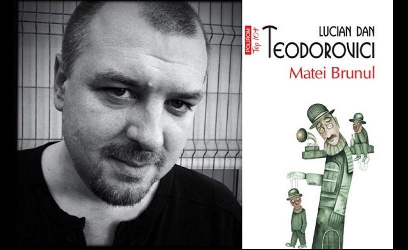 Lucian Dan Teodorovici, premiul special al cititorilor, la ANGELUS