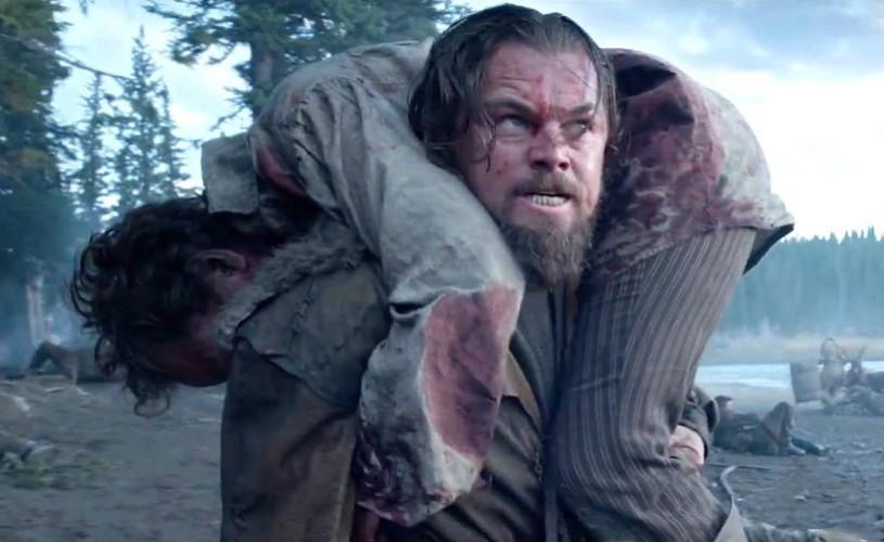 DiCaprio despre rolul din The Revenant: Am dormit în carcase de animale și am mâncat ficat crud de bizon