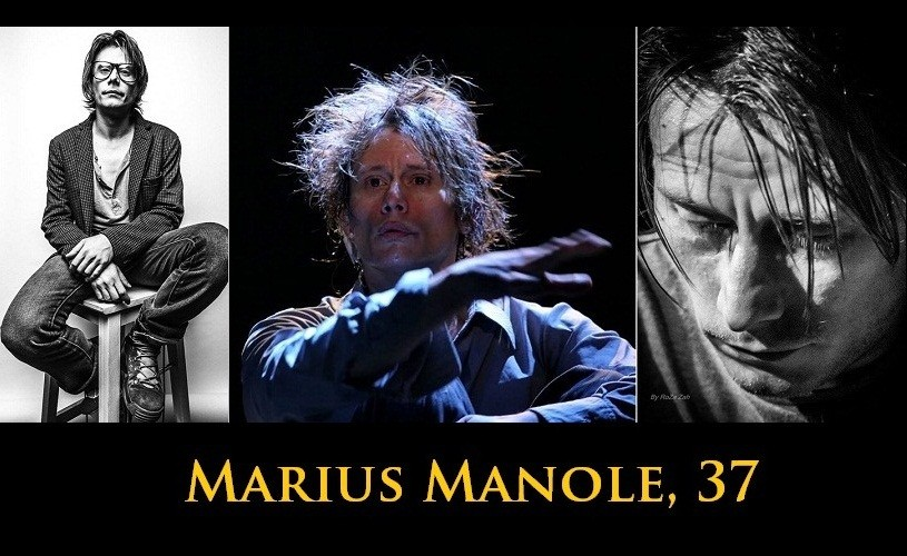 Marius Manole, 37. La mulţi ani!