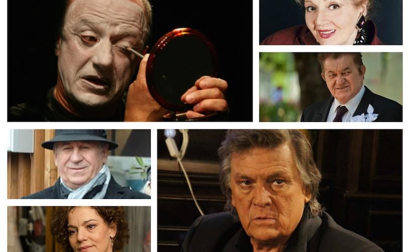 Despre teatru și <strong>despre iubire</strong>. Cu 10 mari actori români