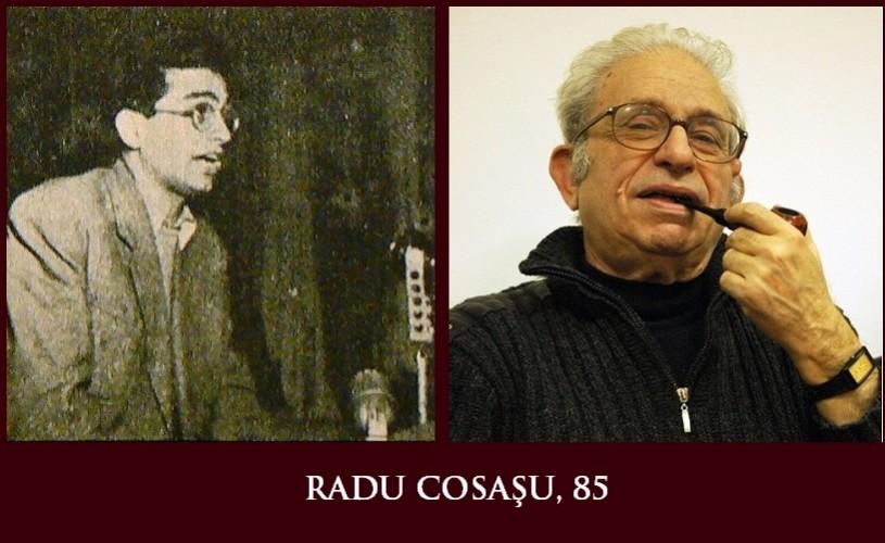 Radu Cosaşu în optzeci şi cinci de fragmente