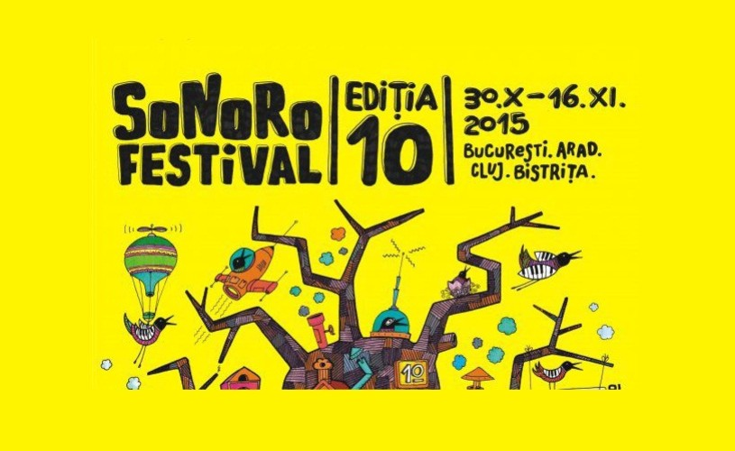 Organizatorii SoNoRo donează o parte din încasări victimelor din Colectiv