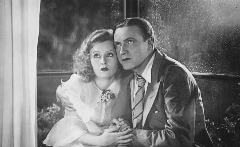 <strong>Lilian Harvey & Willy Fritsch.</strong> Căsătoriţi des pe ecran, nehotărâţi în viaţă