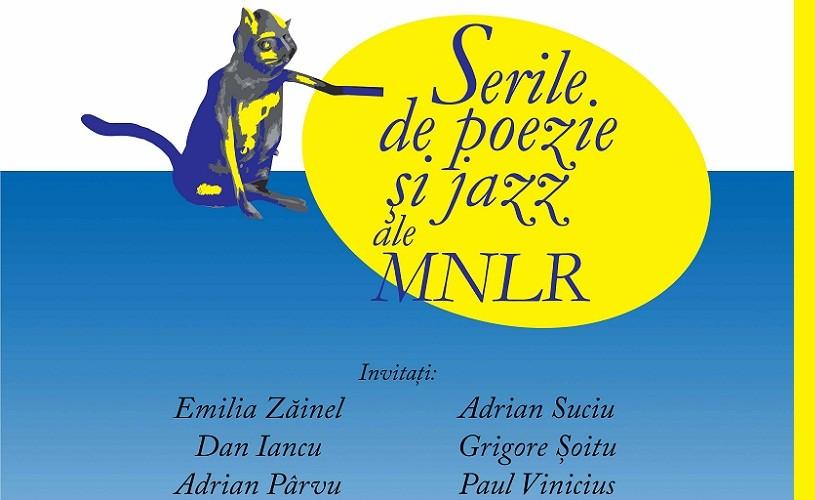 Serile de poezie şi jazz ale Muzeului Național al Literaturii Române