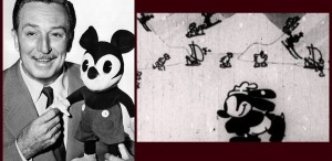 Un desen animat al lui Disney, găsit după 87 de ani