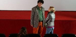 Regizorul Alexandru Darie, actor în Poveste de dragoste