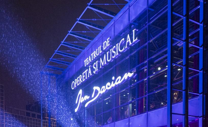 """,,Opereta 65"""" : gale, spectacole, concerte, recitaluri"""