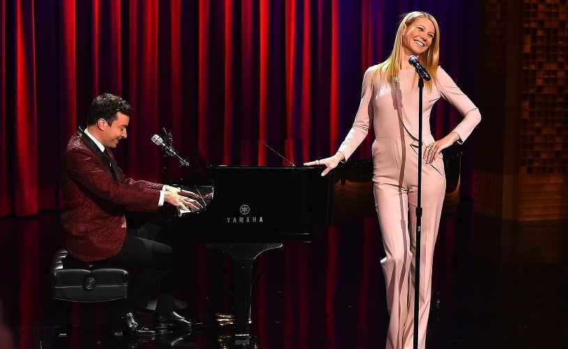 Gwyneth Paltrow are un cântec pe noul album Coldplay