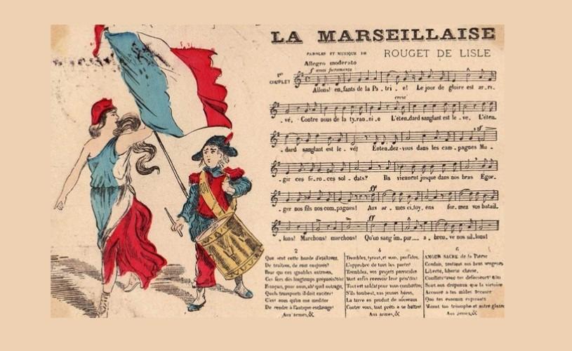 La Marseillaise. Povestea imnului Franţei
