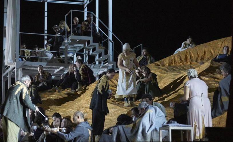 Oedipe, de George Enescu, deschide stagiunea 2015-2016