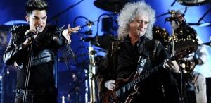 Queen şi Adam Lambert, în premieră în România