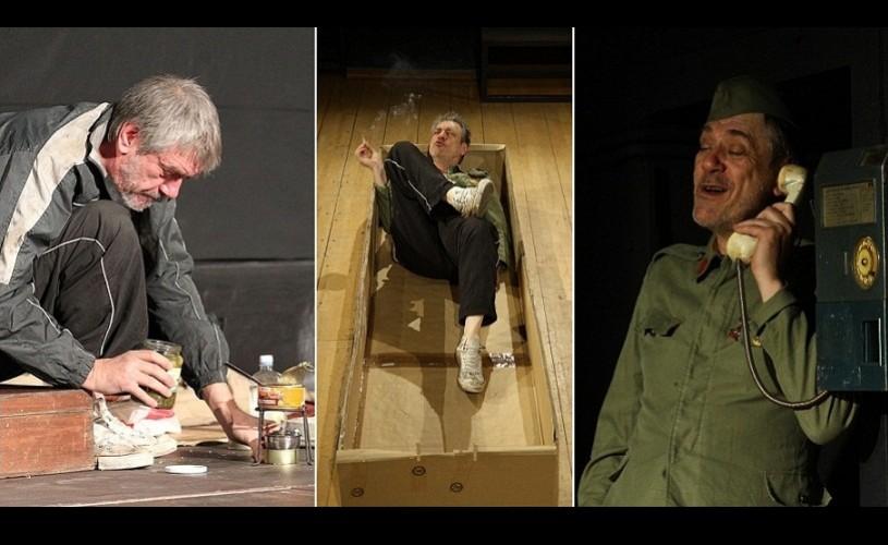 Absolut! După Ivan Turbincă, la Teatrul Național din Budapesta