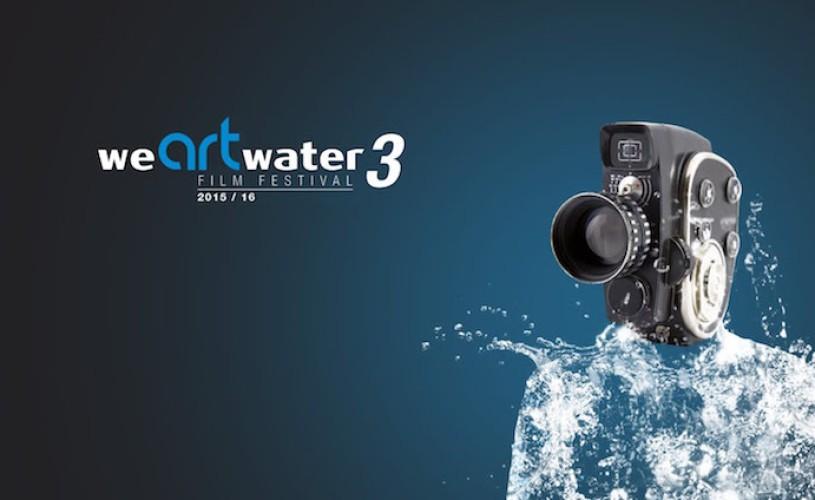A început competiția internațională We Art Water Film Festival