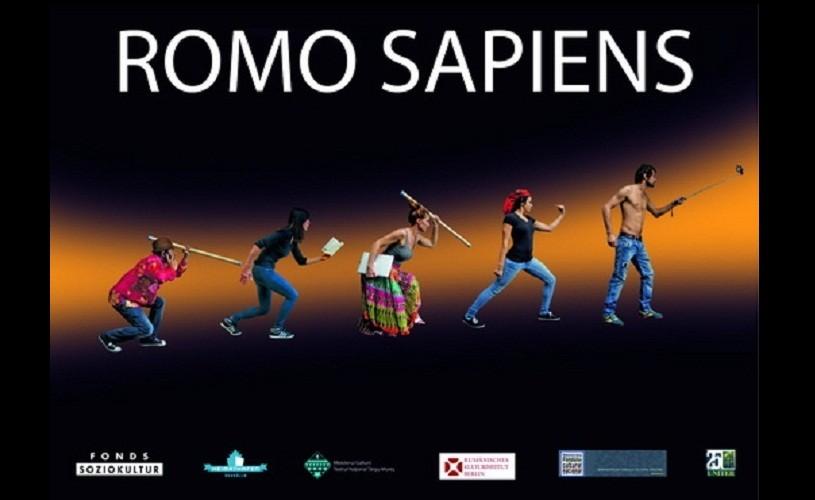 Despre rasism şi discriminare. ROMO SAPIENS, la Teatrul Național din Târgu-Mureș