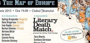 Săptămîna viitoare începe Festivalul Internaţional de Literatură de la Bucureşti