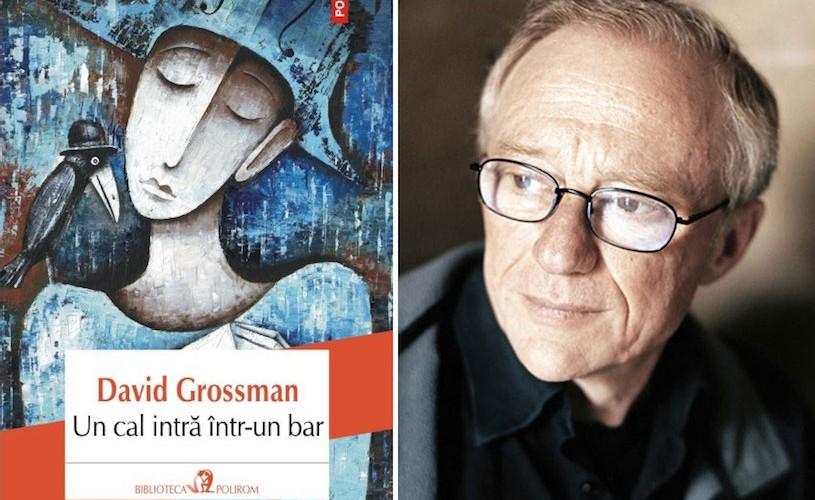 <strong>David Grossman.</strong>Viața înțeleasă prin intermediul poveștilor