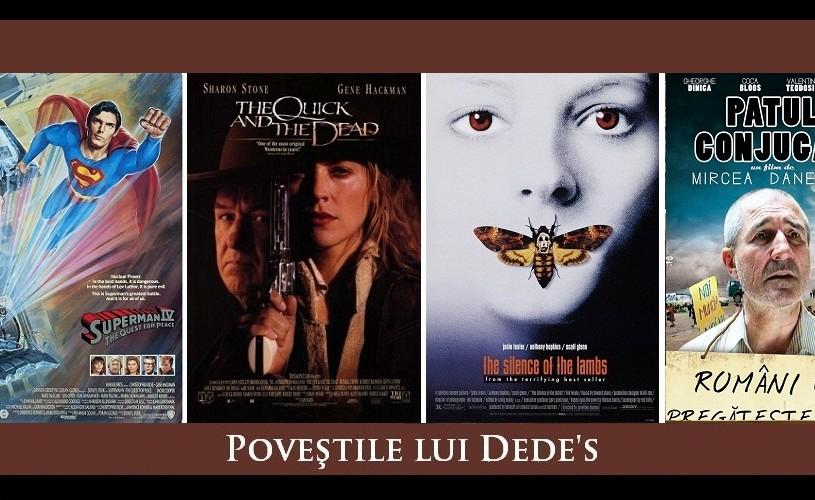 Poveştile lui Dede's – CINEMA, CINEMA…