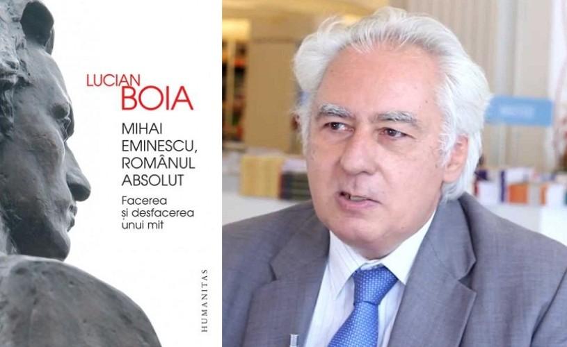 """Lucian Boia, la """"Înapoi la argument"""", cu Horia-Roman Patapievici"""