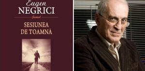 Criticul literar Eugen Negrici, la Conferințele Teatrului Național