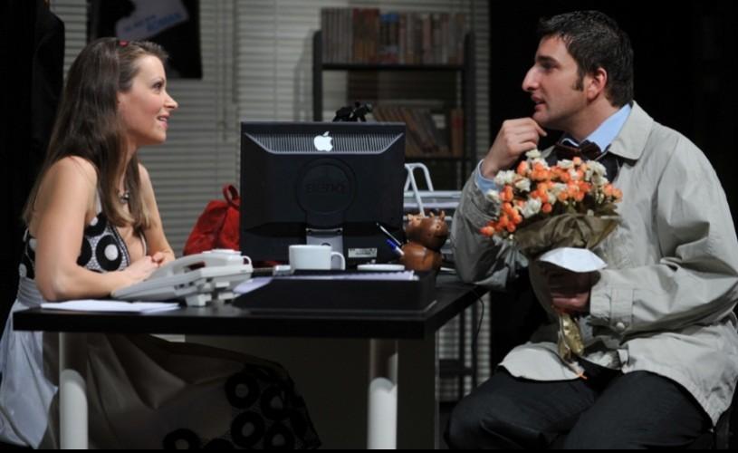 Nimeni nu-i perfect, în regia lui Radu Beligan, la Centrul Cultural UNESCO