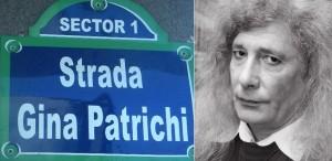 Strada Gina Patrichi, redenumită