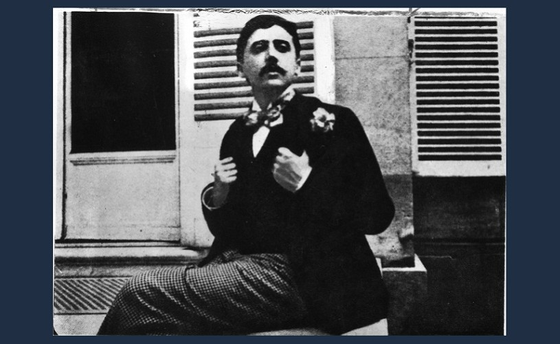 Nicolae Steinhardt vorbind despre Marcel Proust