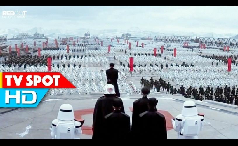 Star Wars: The Force Awakens, un nou trailer și pentru micile ecrane
