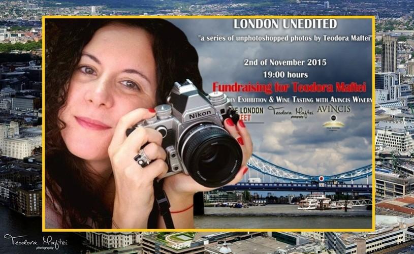 Expoziție cu imagini de Teodora Maftei, jurnalista rănită la Colectiv
