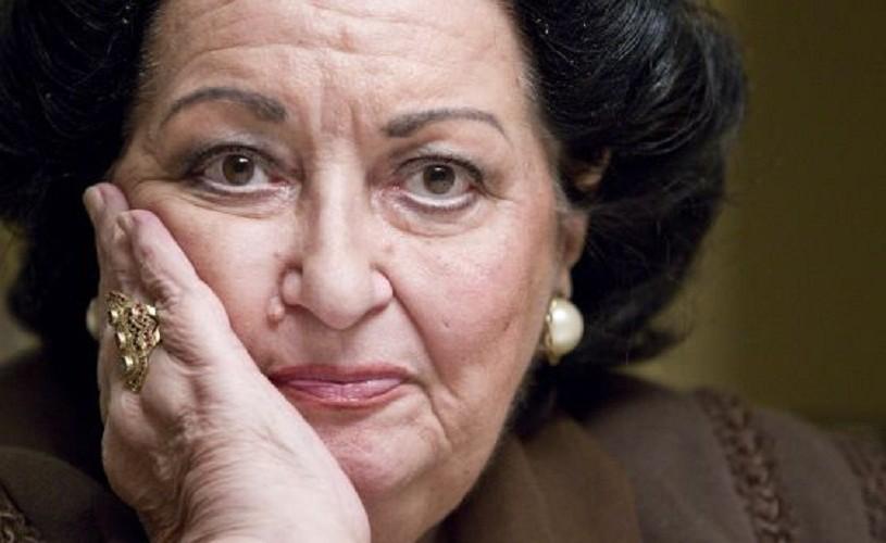 Montserrat Caballe, şase luni de închisoare cu suspendare