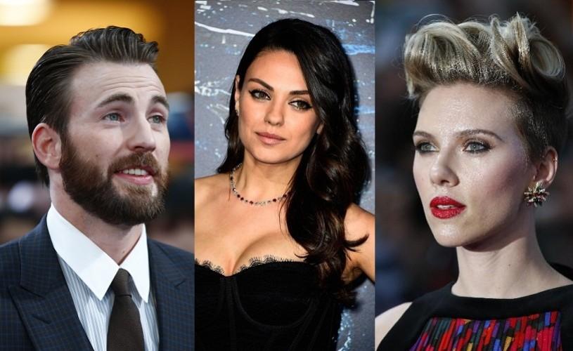 Topul Forbes al celor mai rentabile vedete de la Hollywood în 2015