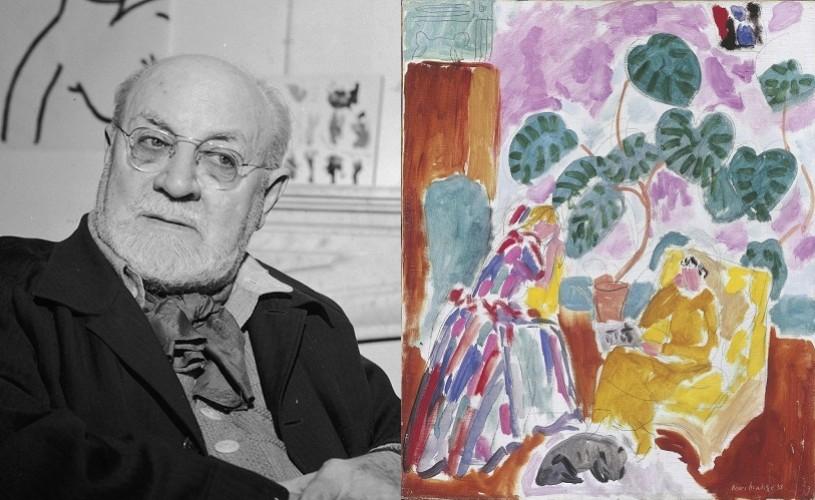 4,2 milioane de euro pentru un tablou de Matisse