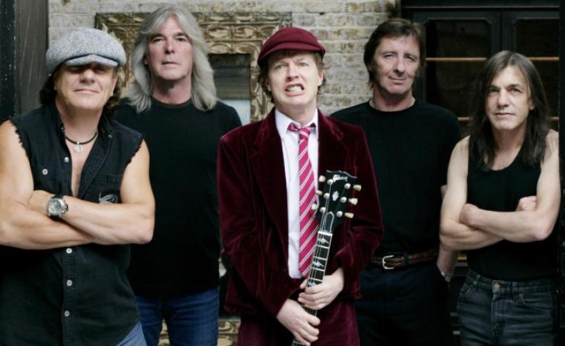 AC/DC, nou turneu în 2016