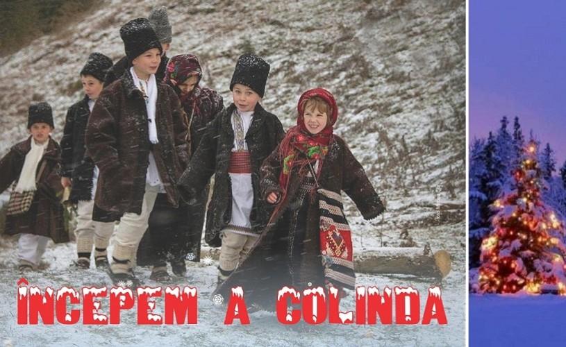 Colinde traditionale din Maramureș, Bucovina, Transilvania și Muntenia la Sala Radio