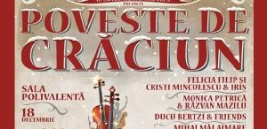 Poveste de Craciun, cel mai mare spectacol de sărbători din București