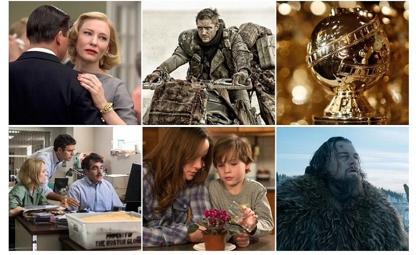 """""""Carol"""", cele mai multe nominalizări la Globurile de Aur 2016. Lista nominalizărilor"""