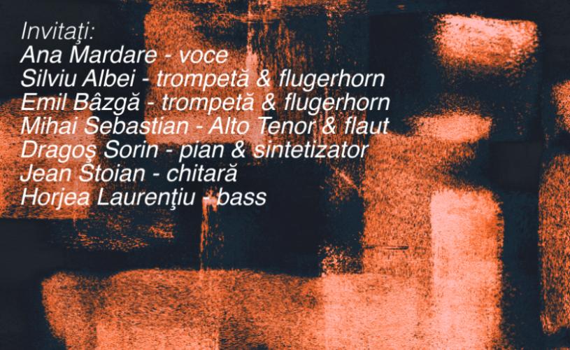 Tudy Zaharescu Jazz & Soul Project, la ARCUB
