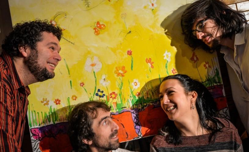Proiectul muzical LIPICIOȘII aniversează trei ani de viață