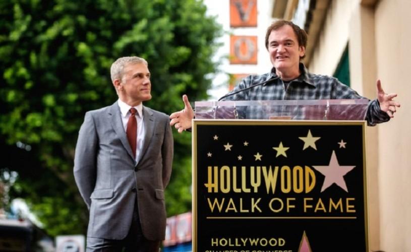 Quentin Tarantino va primi o stea pe Walk of Fame din Hollywood