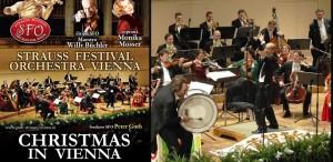 Crăciun de poveste cu Strauss Festival Orchestra Vienna