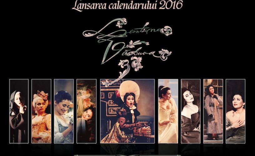 Lansarea calendarului 2016 Leontina Văduva 30