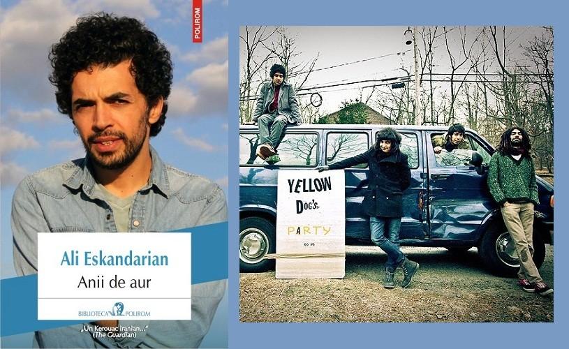 Un Kerouac iranian: Ali Eskandarian, Anii de aur