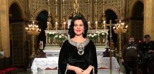 Angela Gheorghiu aduce spiritul Crăciunului la TVR