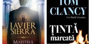"""""""Țintă marcată"""" și """"Maestrul de la Prado"""" - noile volume lansate de RAO"""